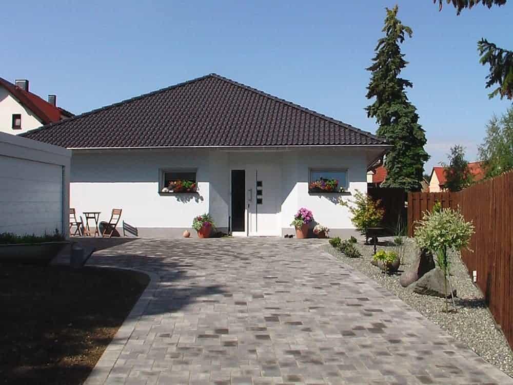 Bungalow in 99439 Kleinobringen