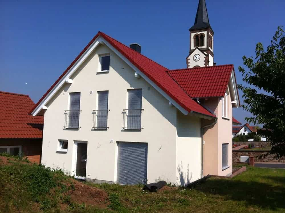 Einfamilienhaus in Buttlar (Rhön)