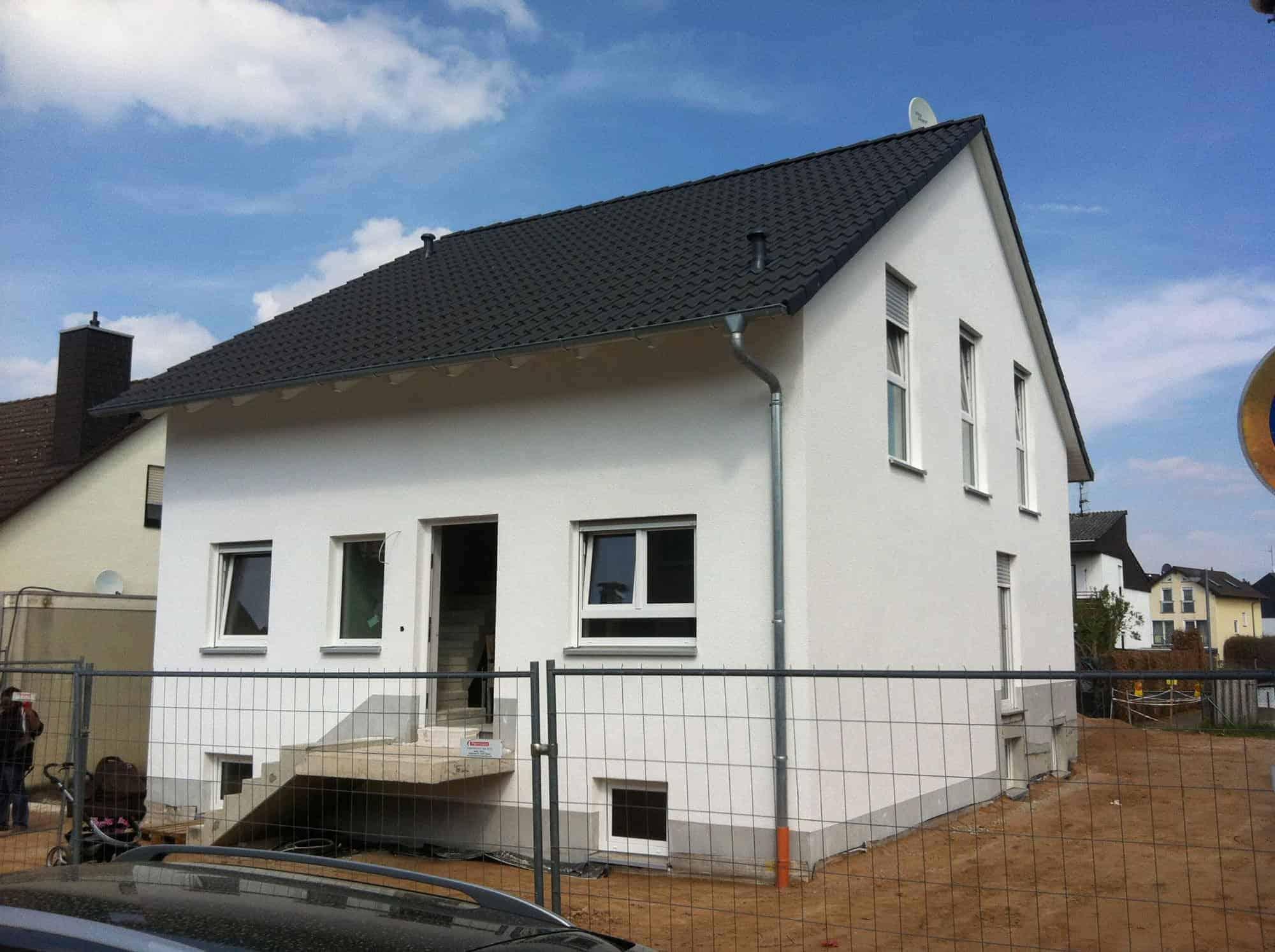 Einfamilienhaus in Rodgau