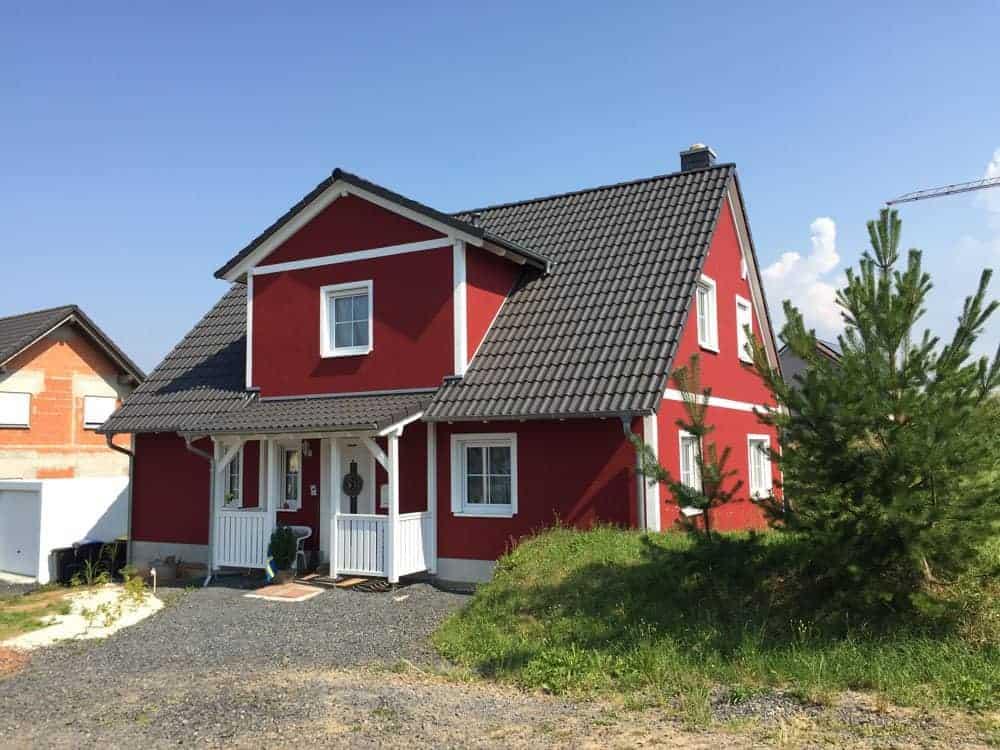 Einfamilienhaus in 36151 Burghaun im Schwedenstil