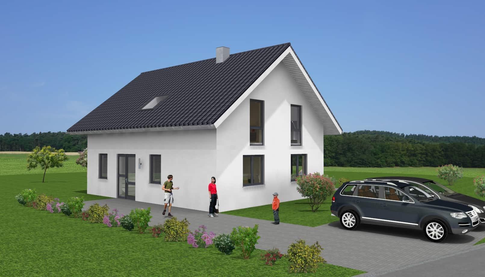Zweifamilienhaus in 36404 Unterbreizbach OT Sünna