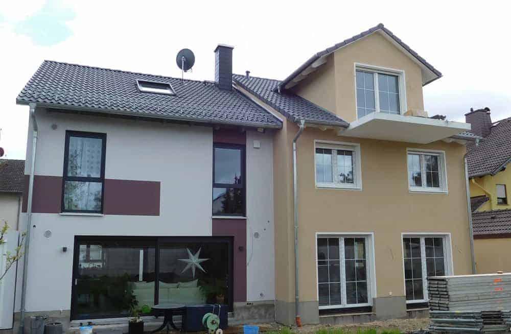 Doppelhaus in Flörsheim