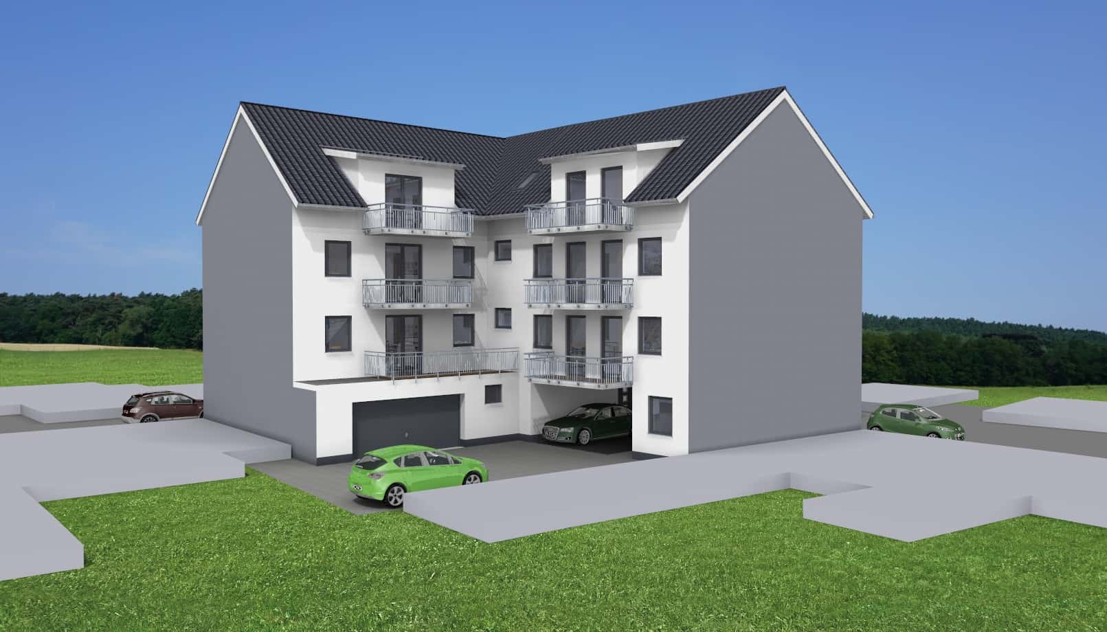 Wohnungseigentum in 36404 Vacha, Schulstraße 44
