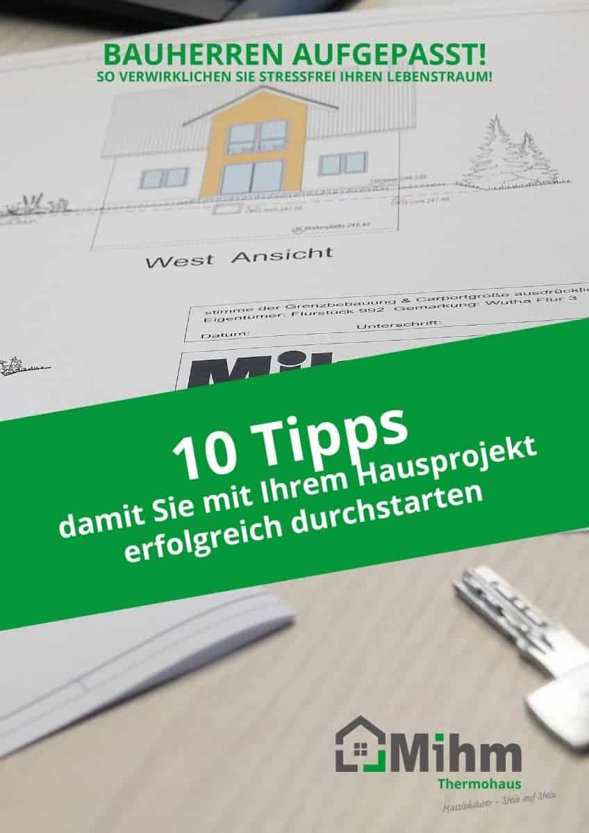 10 tipps damit sie mit ihrem hausprojekt erfolgreich durchstarten zoom 0 massivhausbau made in. Black Bedroom Furniture Sets. Home Design Ideas