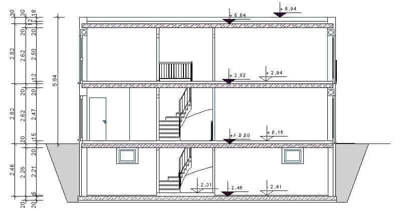 Bauhaus129_10.21_MHPL_SATTEL_141_Schnitt