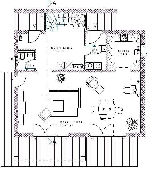 bauhaus140 massivhausbau made in th ringen. Black Bedroom Furniture Sets. Home Design Ideas