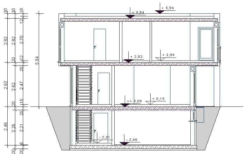 bauhaus142 massivhausbau made in th ringen. Black Bedroom Furniture Sets. Home Design Ideas