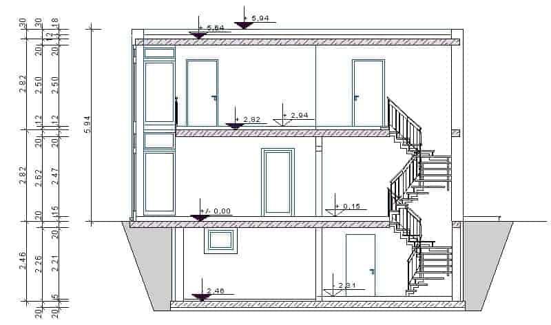 bauhaus154 massivhausbau made in th ringen. Black Bedroom Furniture Sets. Home Design Ideas