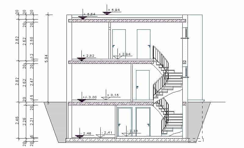bauhaus170 massivhausbau made in th ringen. Black Bedroom Furniture Sets. Home Design Ideas