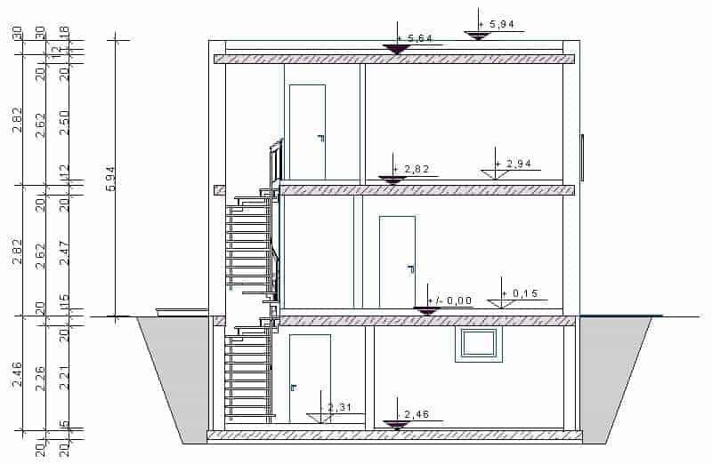 bauhaus94 massivhausbau made in th ringen. Black Bedroom Furniture Sets. Home Design Ideas