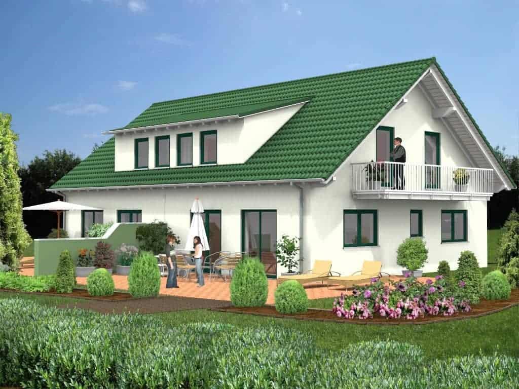 Doppelhaus Klassik 30.15