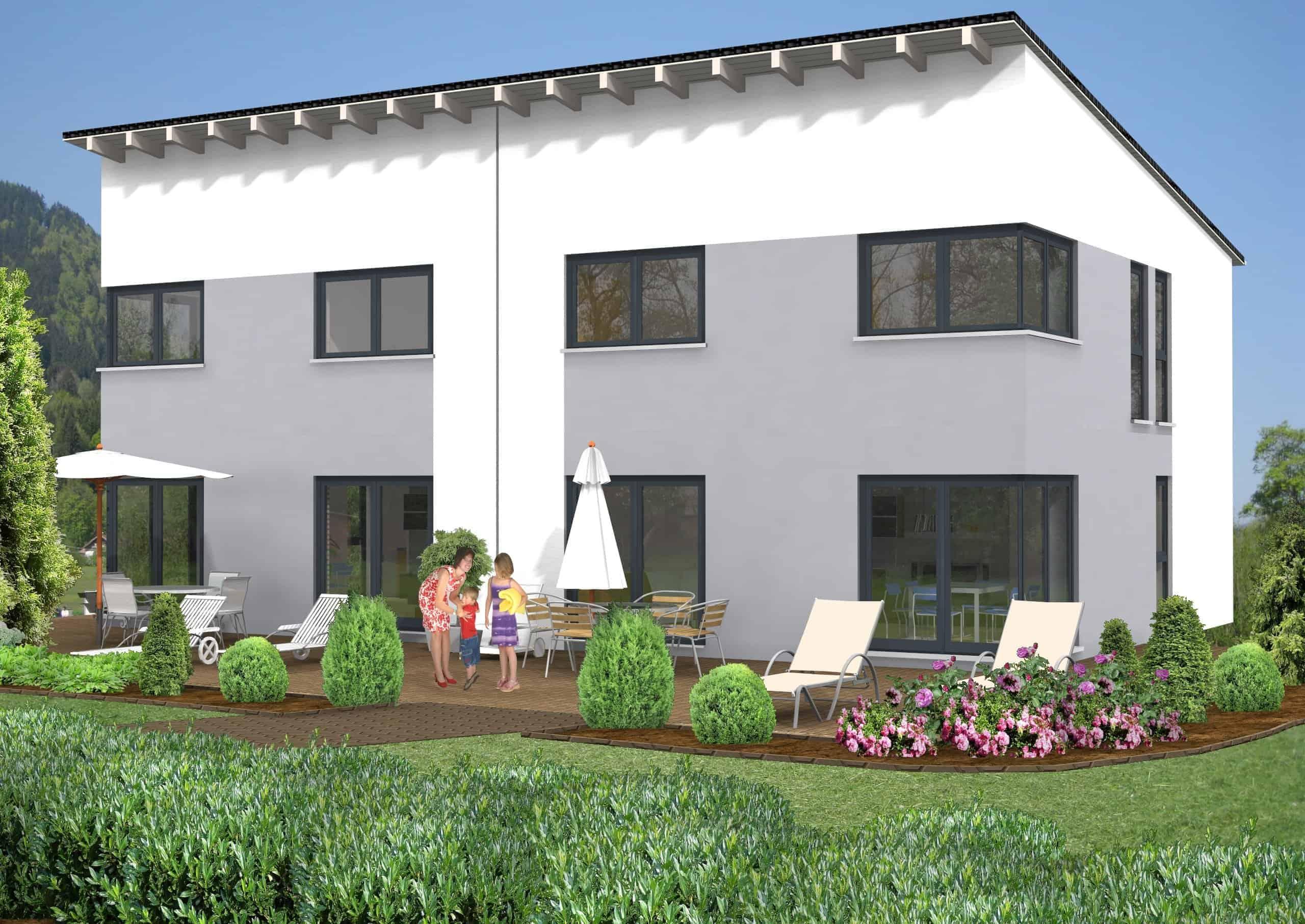 Doppelhaus Klassik 30.34