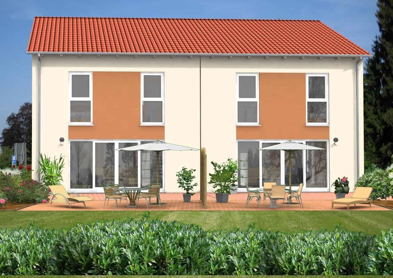 Doppelhaus Klassik 30.35