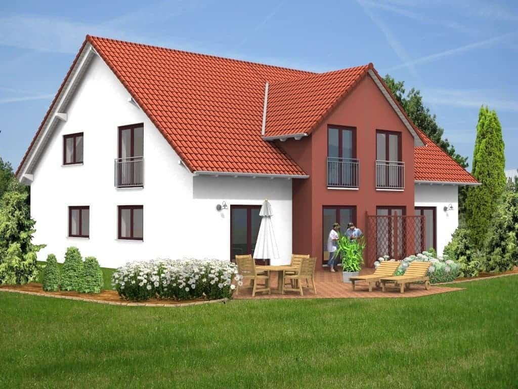 Doppelhaus Klassik 30.26