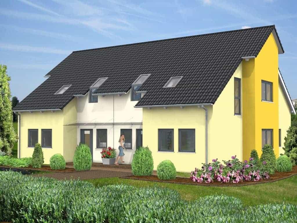 Doppelhaus Klassik 30.24