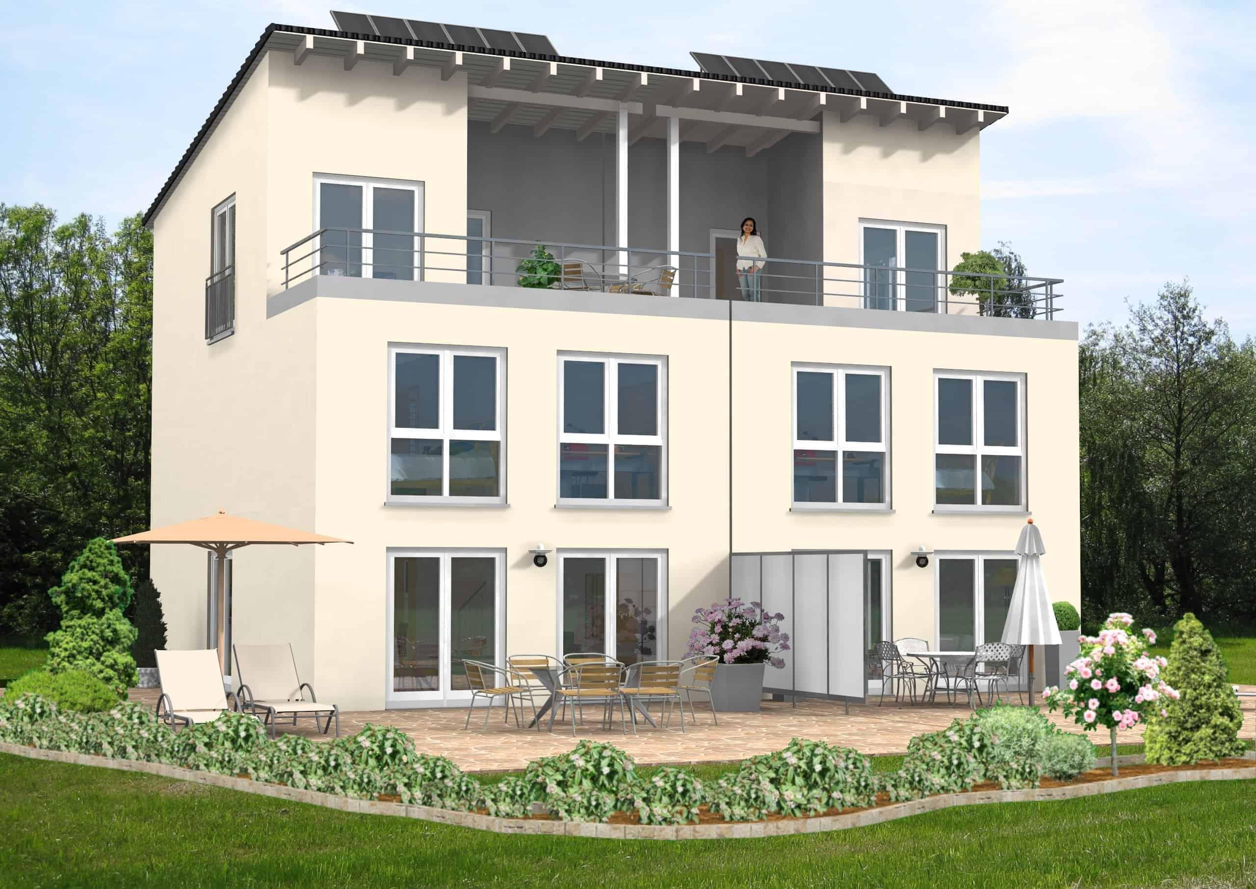 Doppelhaus Klassik 30.36