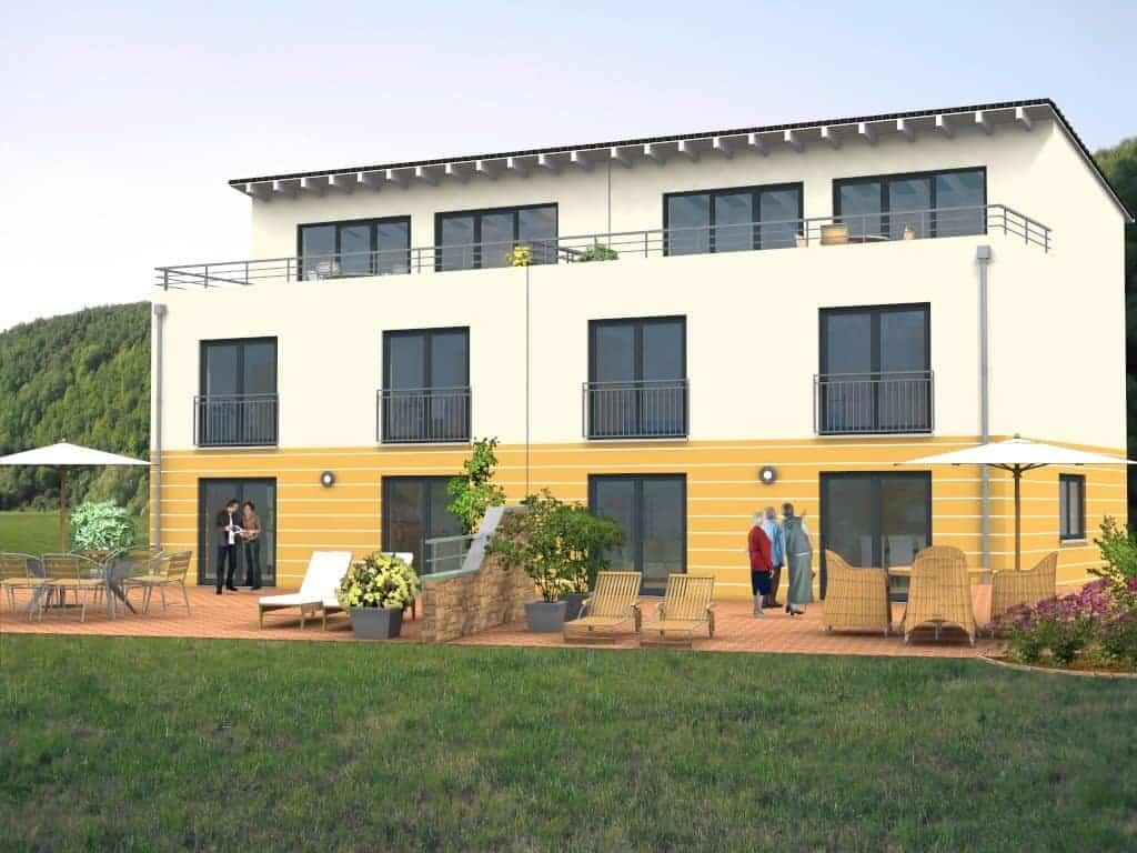 Doppelhaus Klassik 30.21