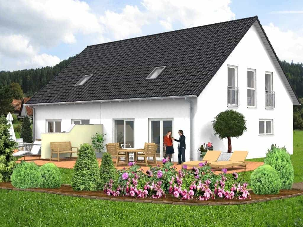 Doppelhaus Klassik 30.20