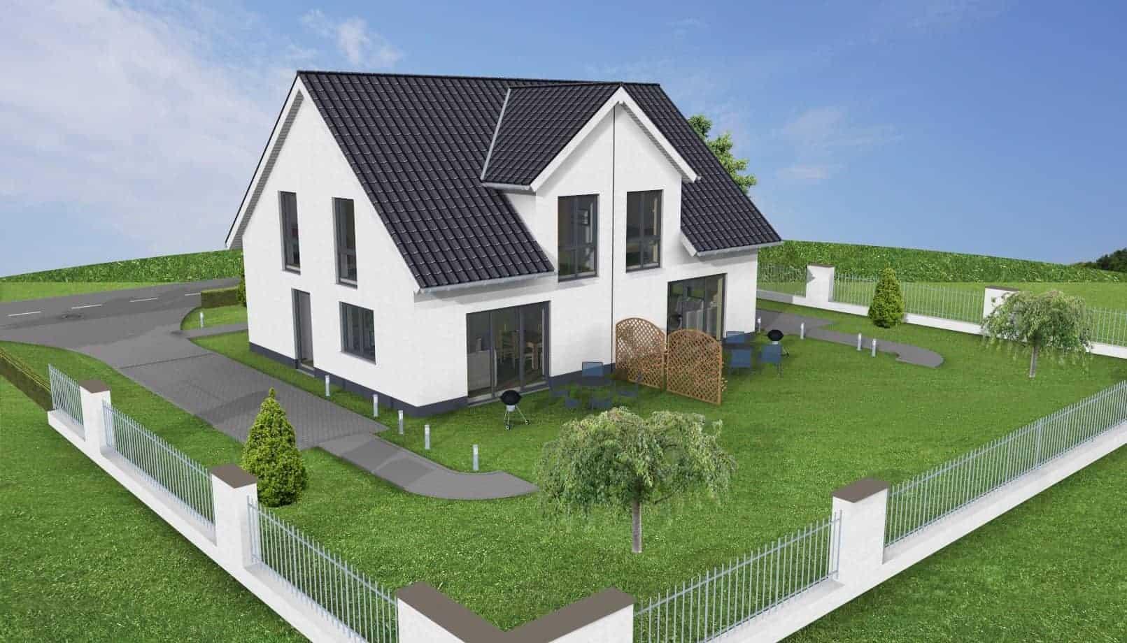 doppelhaus klassik massivhausbau made in th ringen. Black Bedroom Furniture Sets. Home Design Ideas