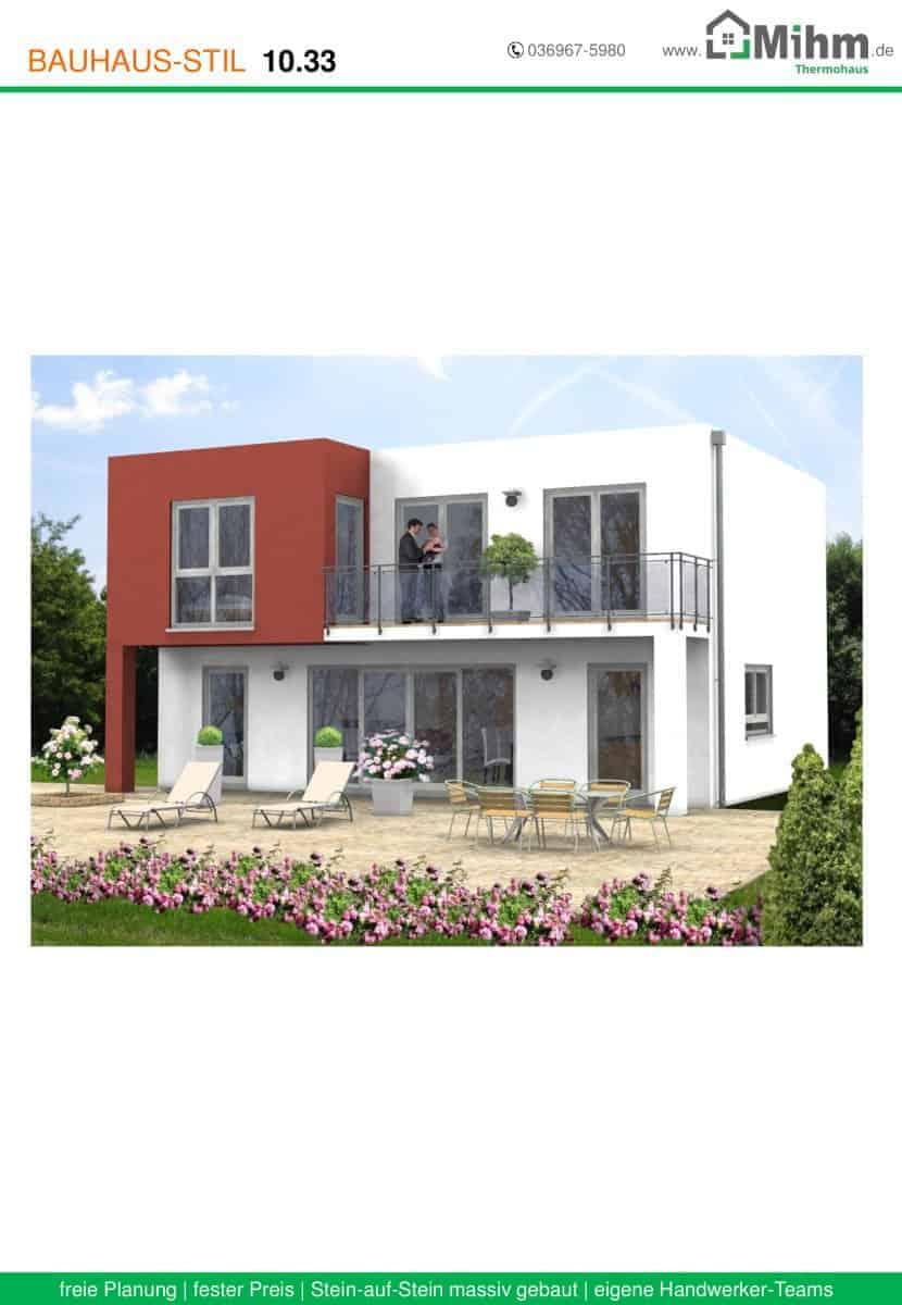 Stadtvilla flachdach zoom 49 massivhausbau made in for Stadtvilla flachdach