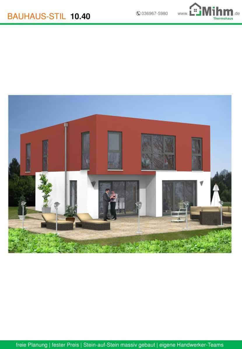 Stadtvilla flachdach zoom 63 massivhausbau made in for Stadtvilla flachdach