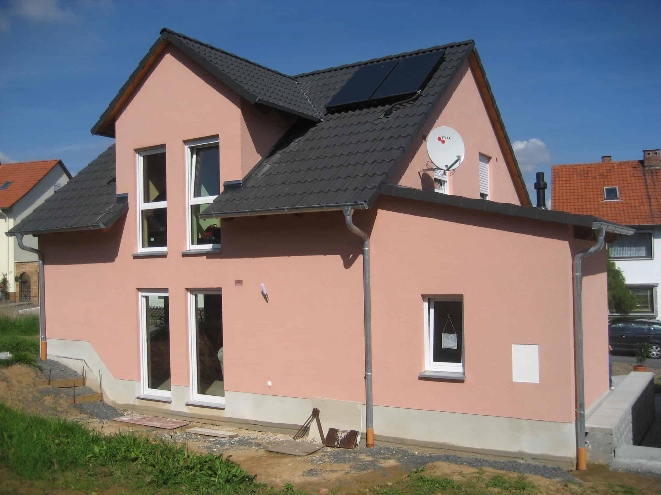 Einfamilienhaus mit Technikanbau in 36269 Philippsthal OT Röhrigshof
