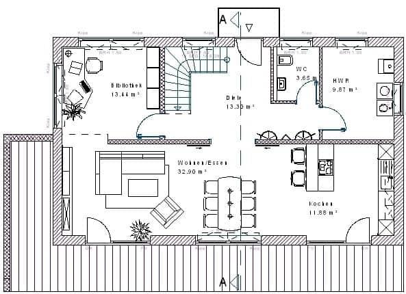 Bauhaus177_10.41_MHPL_SATTEL_268_Entwurf-EG