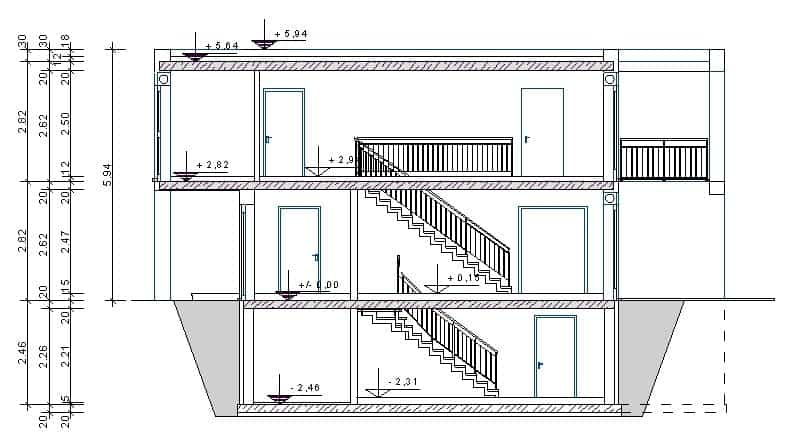 Bauhaus201_10.38_MHPL_SATTEL_246_Schnitt