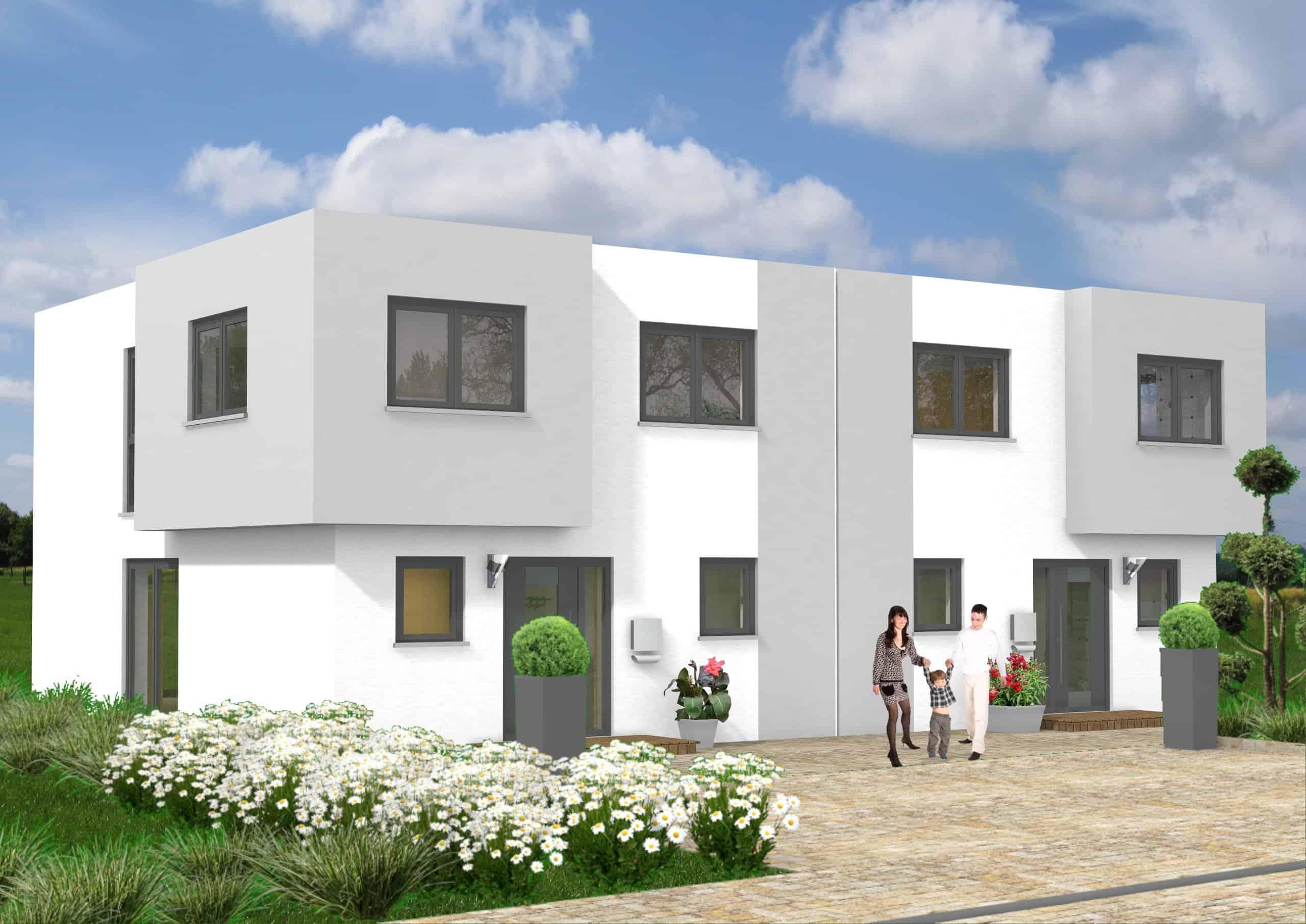 Doppelhaus Klassik 30.31