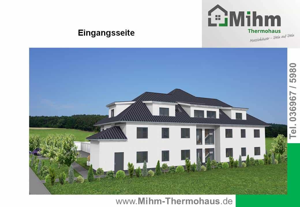Eigentumswohnungen in 36100 Petersberg, Neuwiesenfeld 3