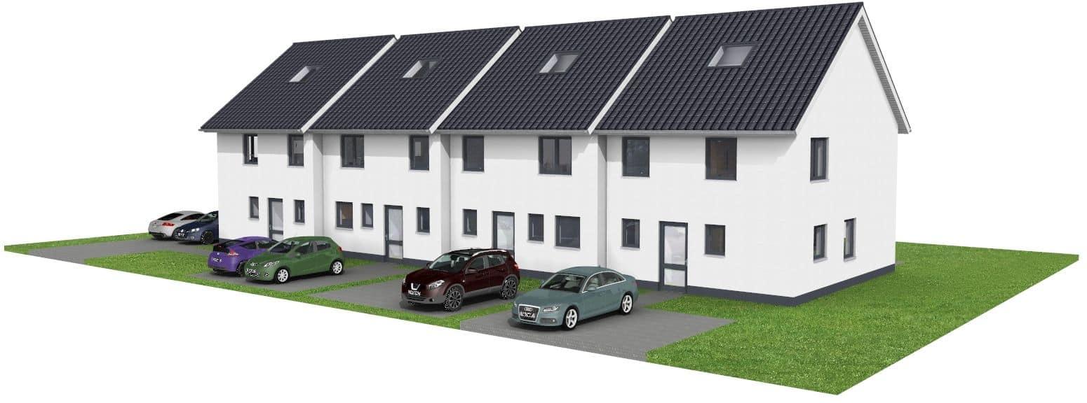 Projektbauimmobilien Künzell 4WE