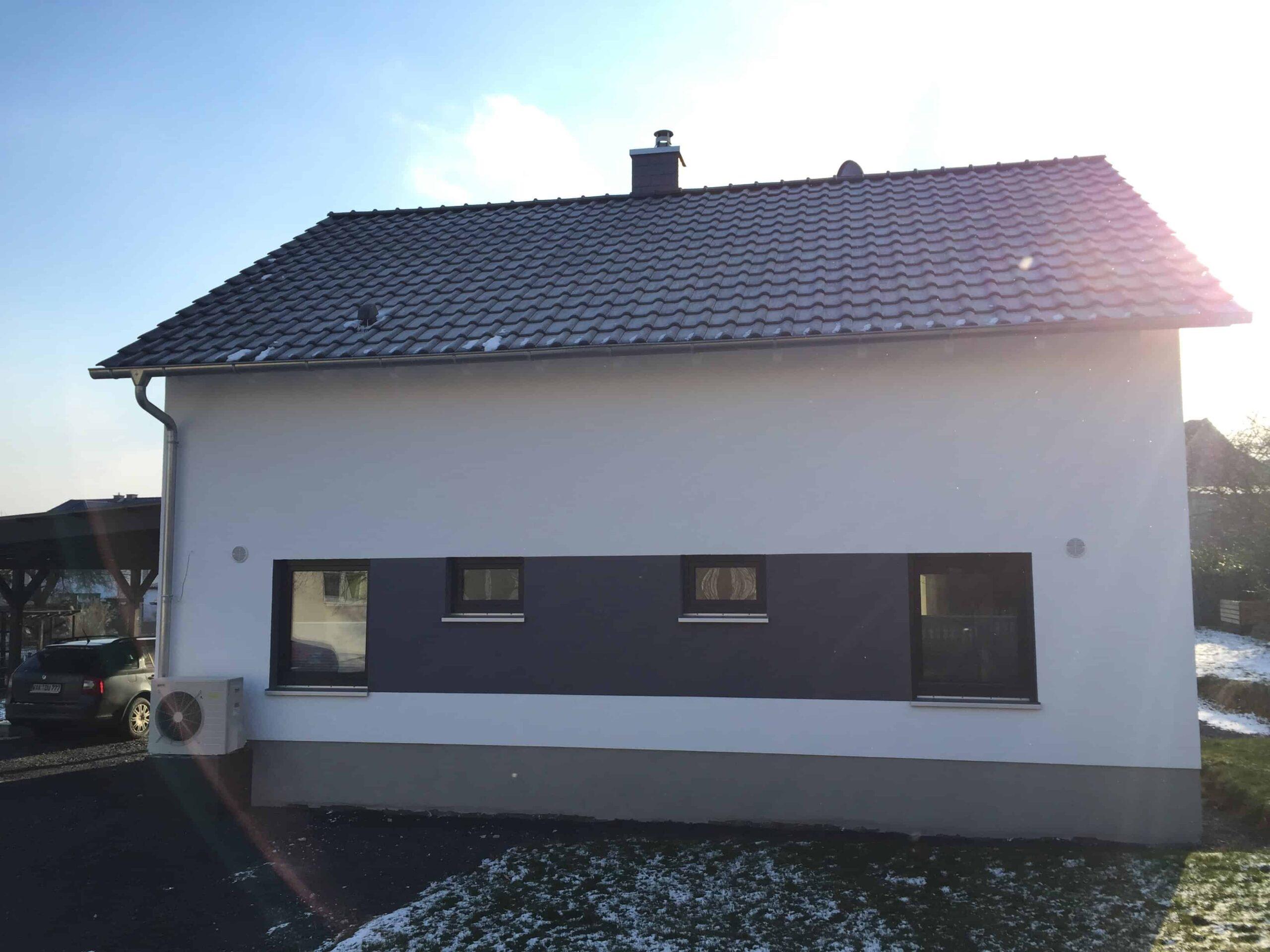 Einfamilienhaus mit Doppelcarport in 36404 Vacha