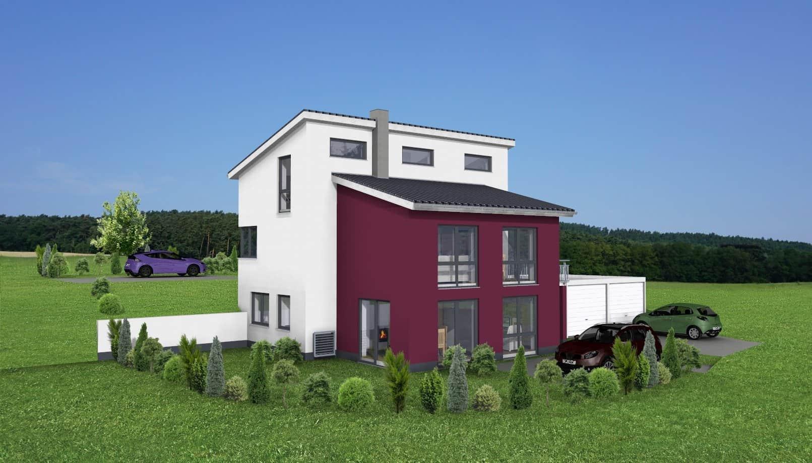 Projektbauimmobilien Bad Salzungen 2WE