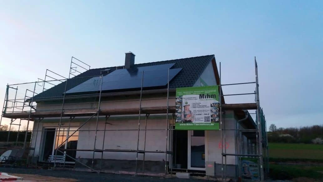 Einfamilienhaus mit ELW parterre in Eichenzell-Rönshausen, Kornblumenweg 60