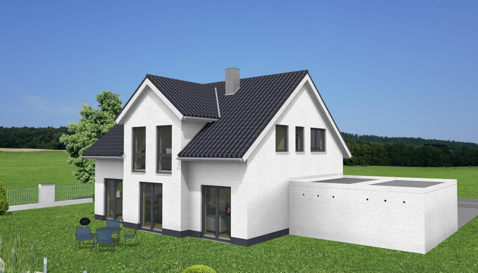 Einfamilienwohnhaus in 36142 Tann-Wendershausen