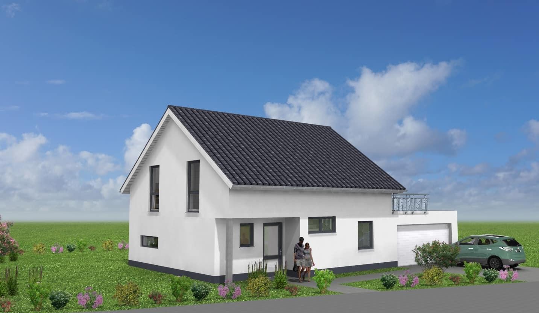 Einfamilienhaus in 36124 Eichenzell OT Löschenrod