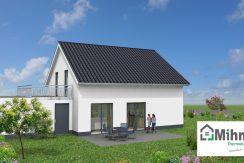 Classico144SD_Bauantrag_Ansichten_3D-Terrasse_Logo