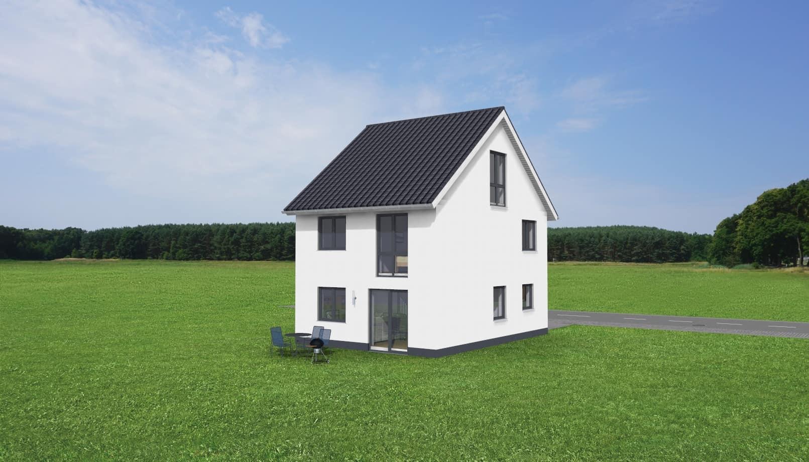 Doppelhaushälfte in 36093 Künzell OT Engelhelms