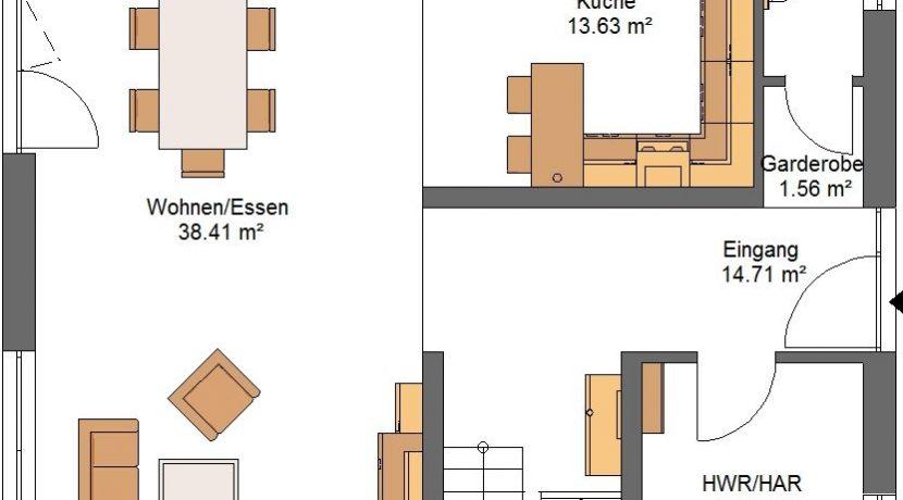 Idealo154WD_Bauantrag_Ansichten_KG-Entwurf