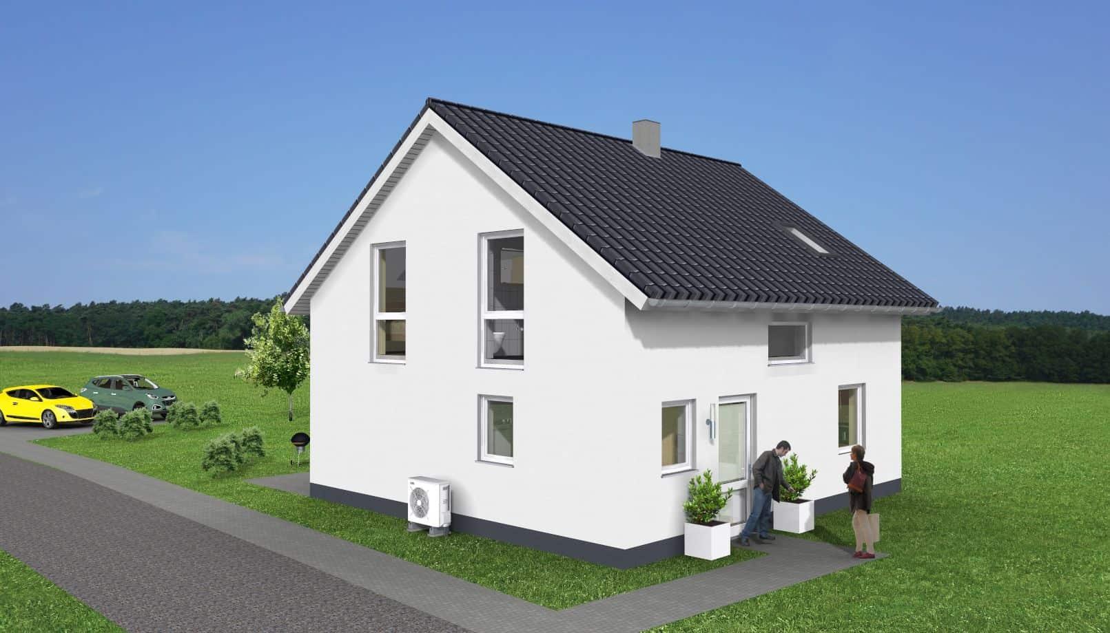 EFH mit Satteldach in 97828 Marktheidenfeld OT Glasofen