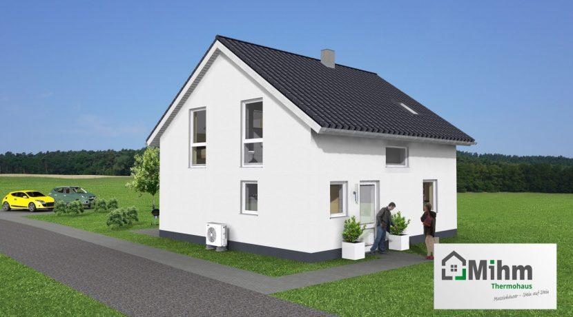 Primero120SD_Bauantrag_Ansichten_3D-Eingang_Logo