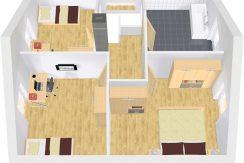 Primero120SD_Bauantrag_Ansichten_DG-Terrasse