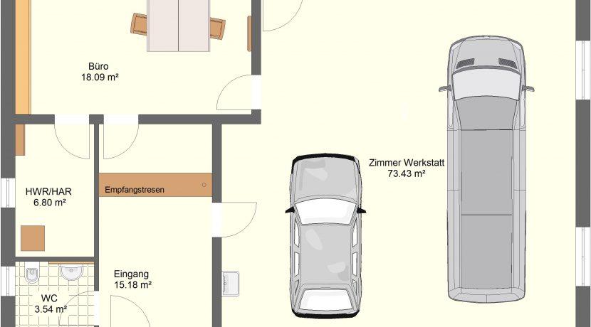 Bungalow235PD_EG-Entwurf