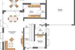 Citylife184FD+GA36+KG121_Bauantrag_neu_Ansichten_EG-Entwurf