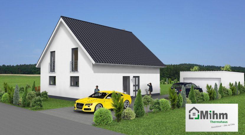 Classico164SD90_Bauantrag_Ansichten_3D-Eingang_Logo