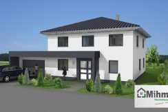 Stadtvilla182+G37_Bauantrag_36.5_Ansichten_3D-Eingang_Logo
