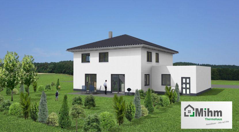 Stadtvilla182+G37_Bauantrag_36.5_Ansichten_3D-Terrasse_Logo