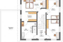 Stadtvilla182+G37_Bauantrag_36.5_Ansichten_DG-Entwurf