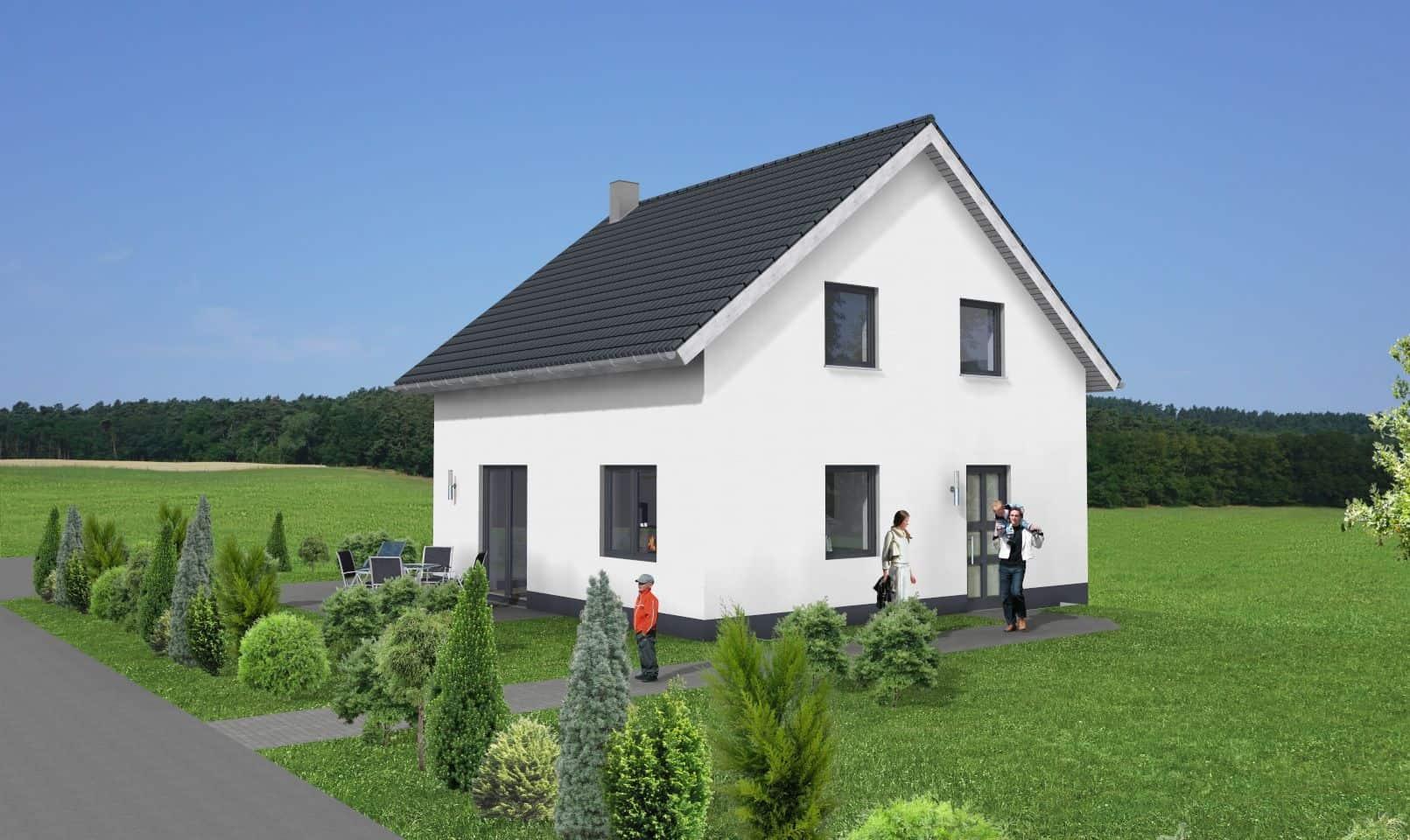 Einfamilienwohnhaus in Hanglage in 36452 Kaltennordheim