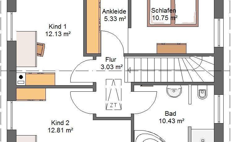Idealo 109SD+KG58_Bauantrag_Ansichten_DG-Entwurf